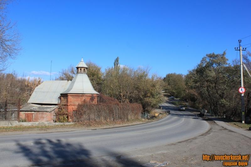 Платовский проспект возле мясокомбината