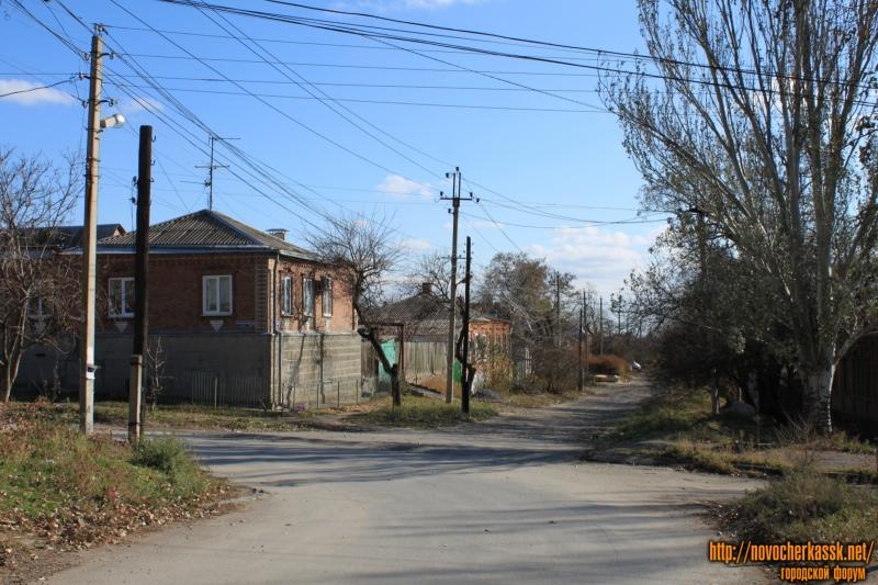 Перекресток улицы Кирпичной и Александровской