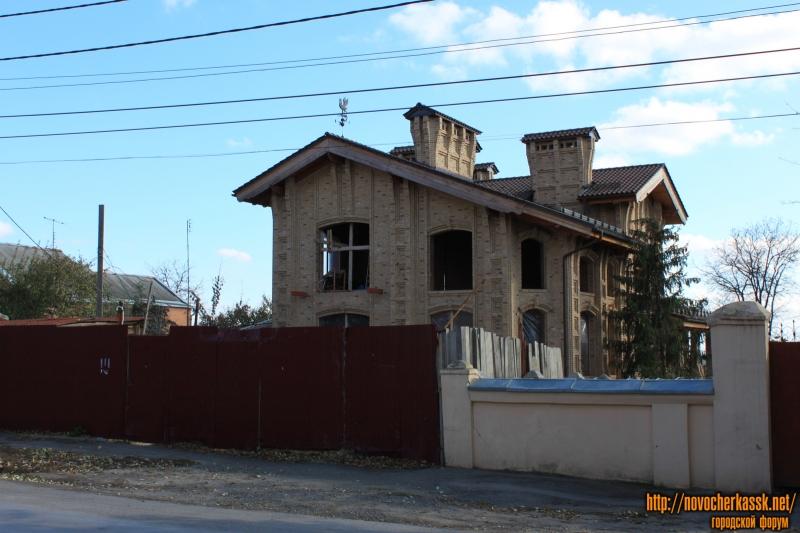 Стройка на улице Александровской, 139