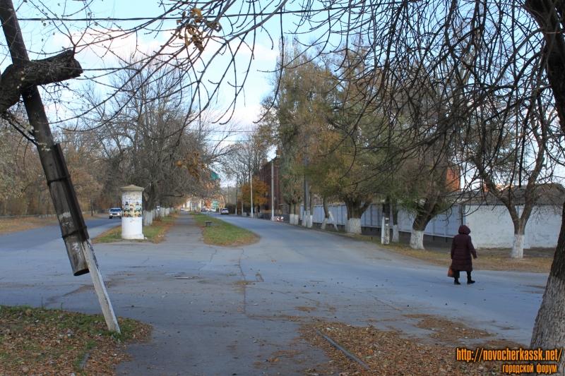 Перекресток Александровской и Пушкинских улиц