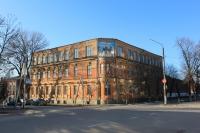 Школа №5 (ул. Атаманская / улица имени генерала Лебедя)