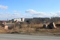 Дома на улице Украинской, 4. Вид с улицы Ростовский выезд