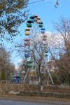 Колесо обозрения в Александровском парке