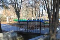 Мостик любви в Александровском парке