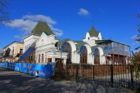 Гостиничный комплекс в Александровском парке