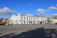Проспект Платовский, 88 / улица Московская, 2