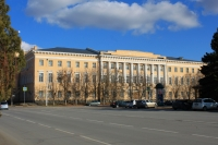 Проспект Платовский, 59. Бывший корпус училища Связи