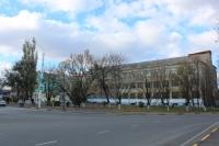 Проспект Баклановский, 2. Здание бывшего мукомольного техникума