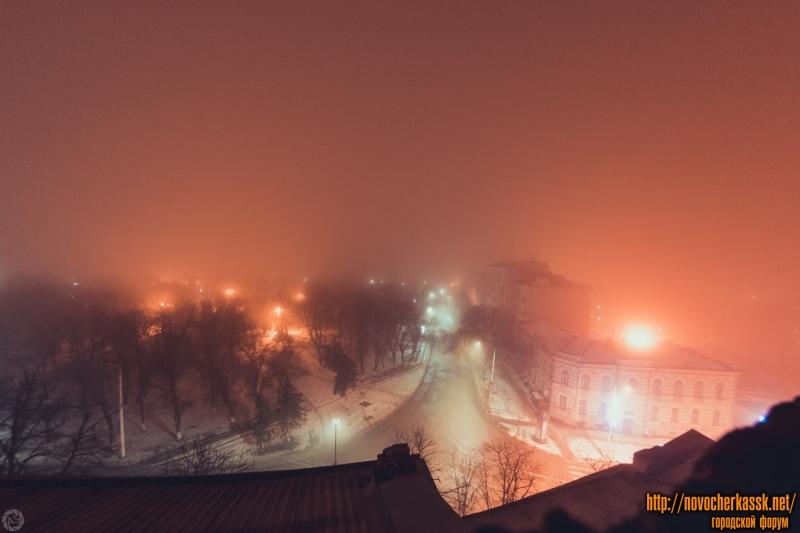 Площадь Троицкая/Московская. 11 декабря 2014