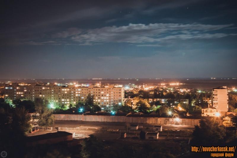 Вид на улицу Залесскую. 11 июня 2014 года