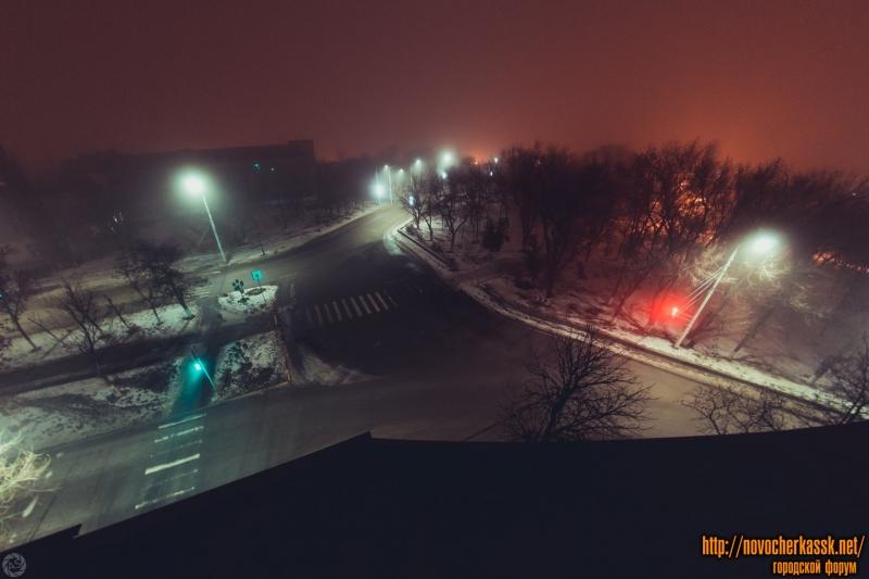 Площадь Троицкая/Баклановский. 11 декабря 2014 года