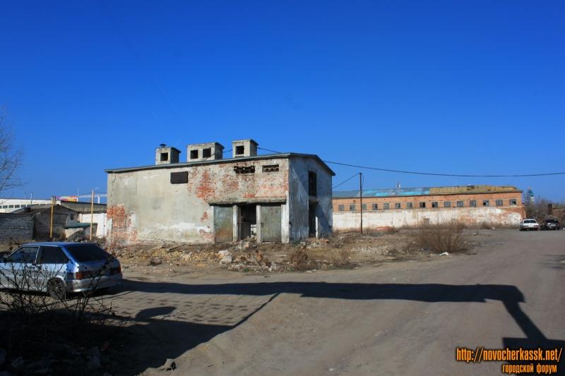 Территория бывшего завода имени Никольского