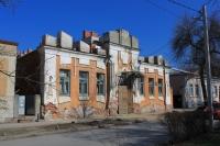 Реконструкция здания на улице Атаманской, 44