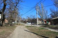 Перекресток Александровской и Кирпичной улиц