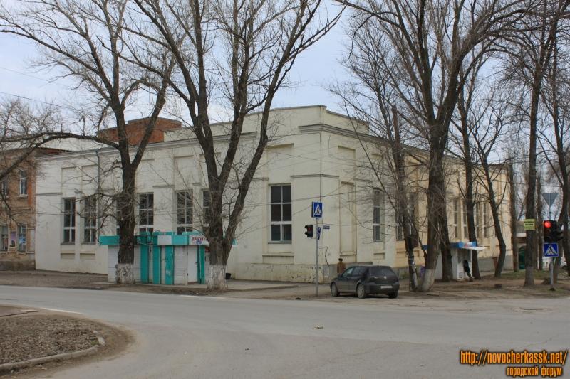 Улица Комитетская, 44 / улица Фрунзе, 58