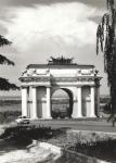 Триумфальная арка на спуске Герцена. Ориентировочно 1988 год