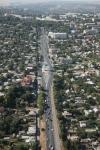 Въезд в город Новочеркасск со стороны Хотунка