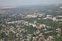 Александровский храм и улица Кавказская