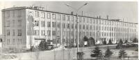 Улица Буденновская. Заводоуправление Магнит