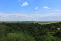 Вид в районе пруда Горган