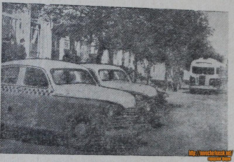 Автостанция на Платовском