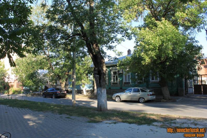 Переулок Кривопустенко