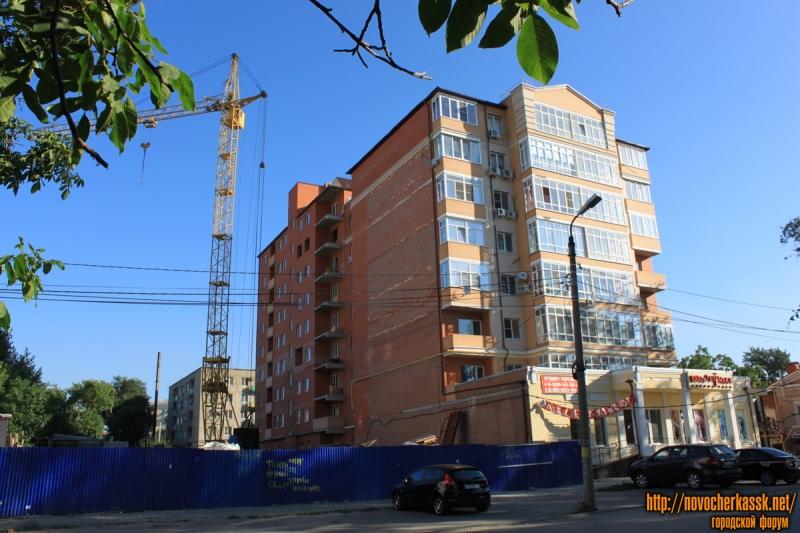 Новый дом на улице Просвещения, 108