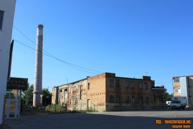 Здание на территории бывшего Станкозавода