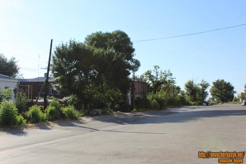 Вид улицы Урицкого