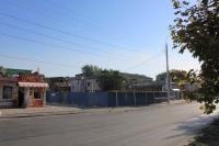 Строительство ТЦ на Баклановском (на «Галинке»)