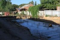 Строительство жилого многоквартирного дома, пр. Ермака, 95