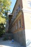 Ремонт дома Курнакова. Угол Александровской и Атаманской