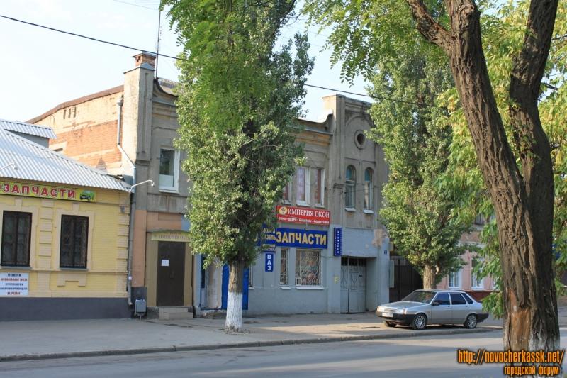 Проспект Баклановский, 7