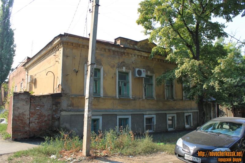 Улица имени генерала Лебедя, 45