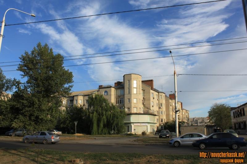 Проспект Баклановский, 178