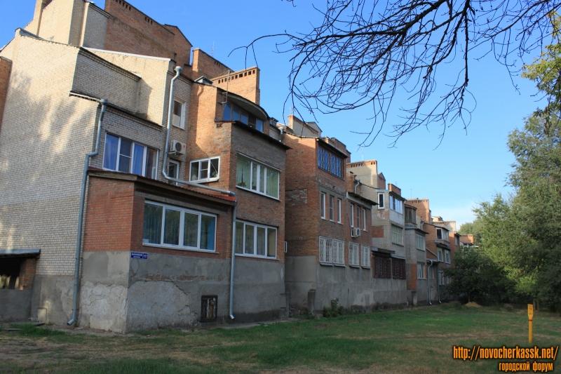Проспект Баклановский, 117