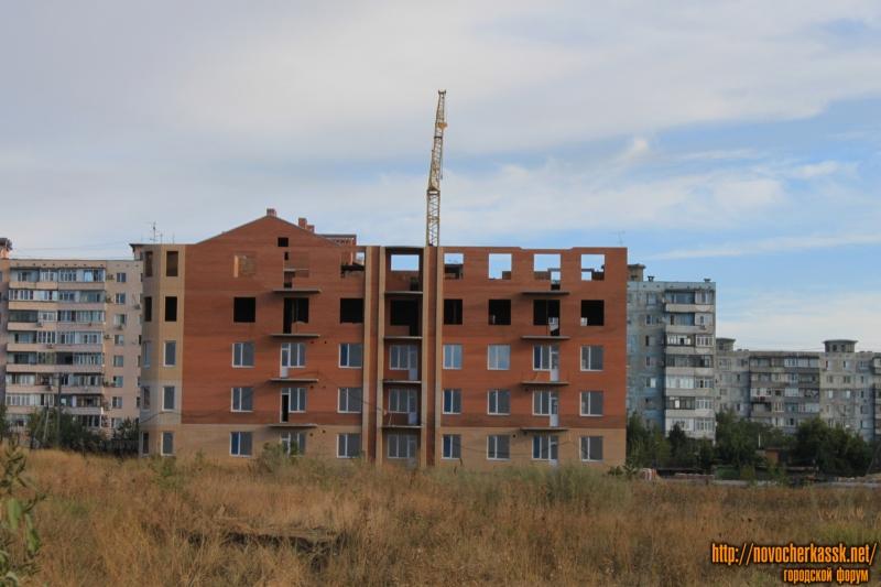 Стройка на Ященко, 6