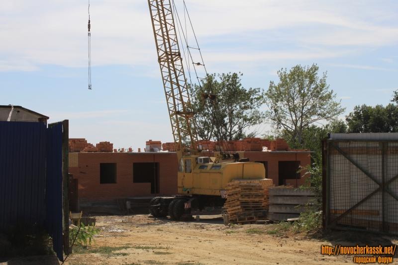 Строительство дома в переулке Путиловском