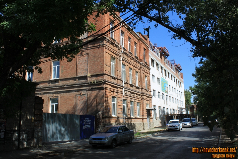 Улица Дубовского, 18Б