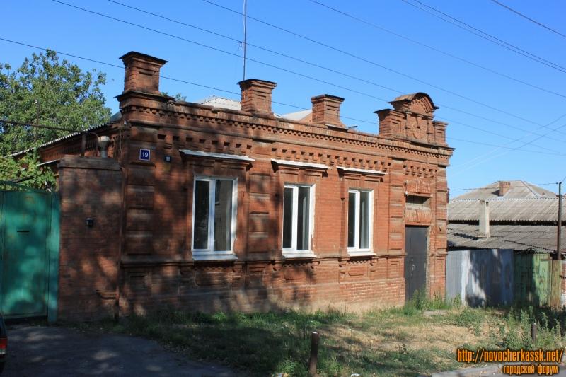 Улица Островского, 19