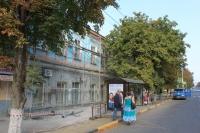 Реставрация городской поликлиники. Улица Московская, 23