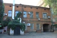 Платовский проспект, 94. Вид со двора