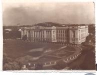 Главный корпус НПИ. Вид со двора