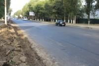 Капитальный ремонт проспекта Баклановского