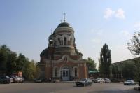 Храм Александра Невского. Улица Александровская