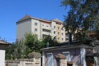 Строительство дома на улице Дубовского, 18
