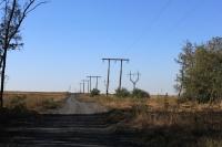 Дорога в коттеджный посёлок «Адажио»