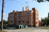Строительство дома на углу Щорса и Ленгника