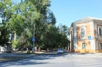 Улица Комитетская. Вид от проспекта Ермака