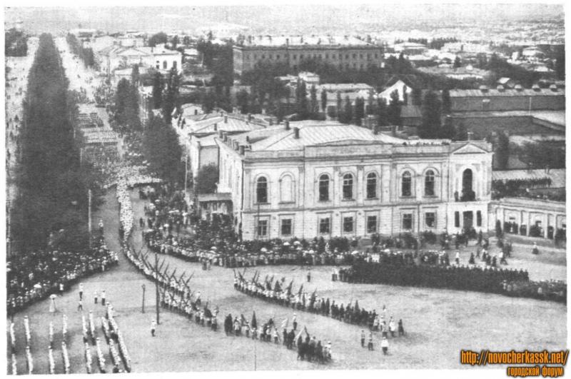 Войсковой круг 6 мая 1887 года